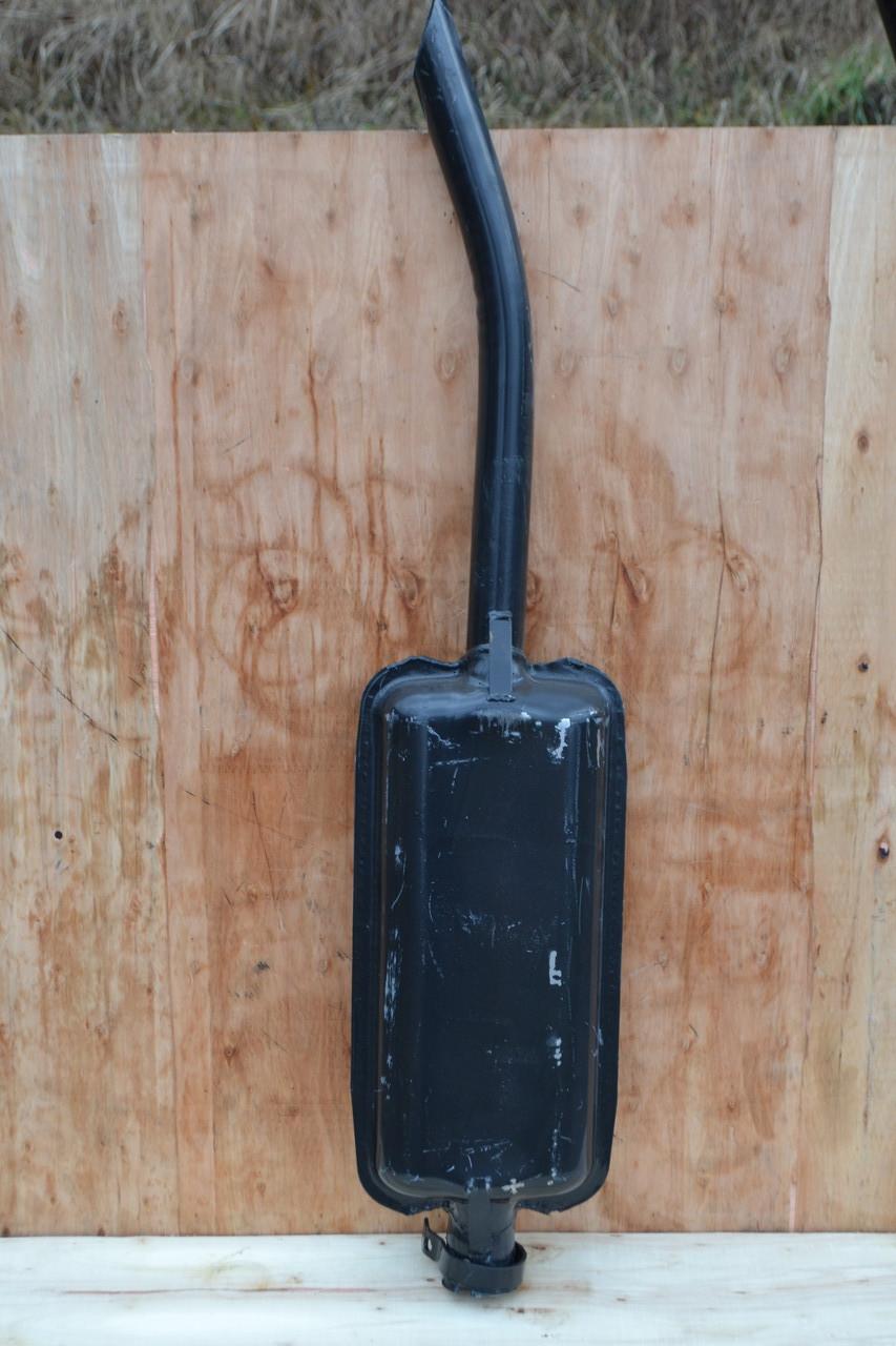 Глушитель МТЗ, Т-40 средний (L=1150) 60-12050-15-А | Глушник середній МТЗ, Т-40