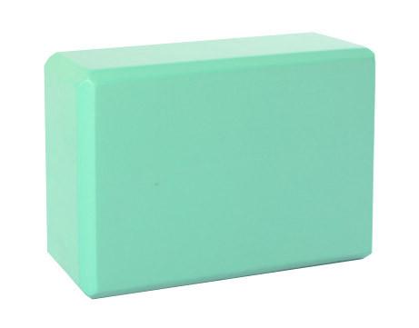 Блок для йоги MS 0858-2 (turquoise)