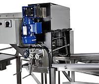 Часть автоматической линии -  распечатыватель для рамок