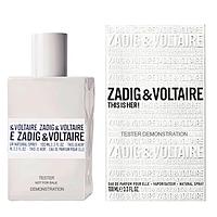 Zadig & Voltaire This Is her edp (оригинальное качество)