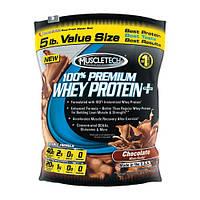 Протеин MuscleTech 100% Premium Whey Protein, 2.27 kg