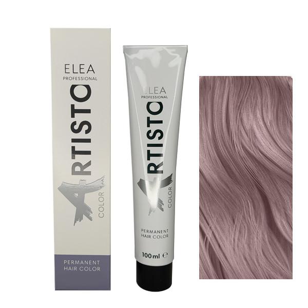 Безаміачна крем-фарба для волосся Elea Professional Artisto Color Toner-0.12 Lux Попелясто-фіолетовий 100 мл