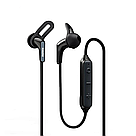 Беспроводные Bluetooth наушники Remax RB-S27 вакуумные спортивные, стерео гарнитура, black, фото 3