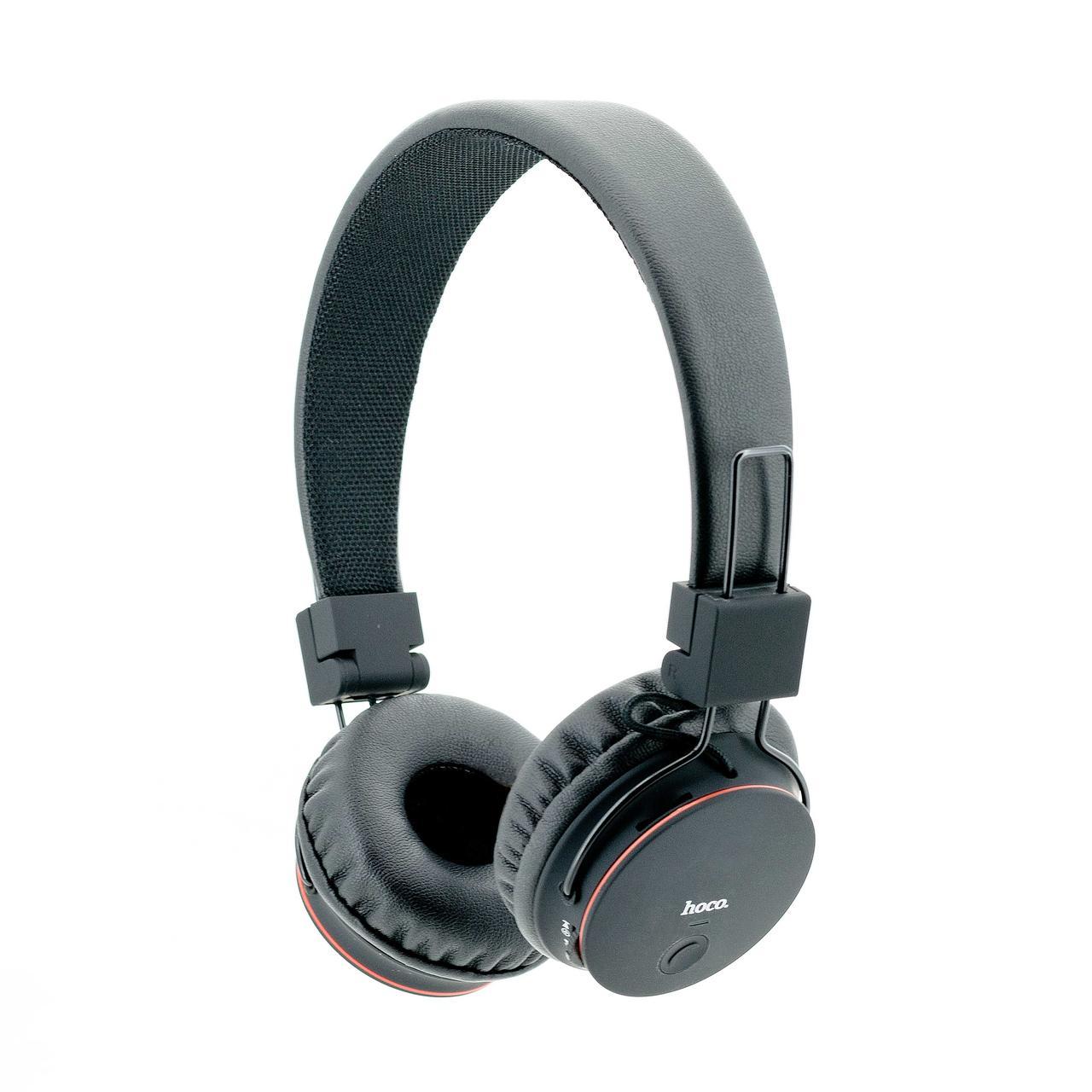 Bluetooth наушники Hoco W19 черные