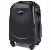 Дорожный чемодан wings 310 черный размер XS(мини), фото 1