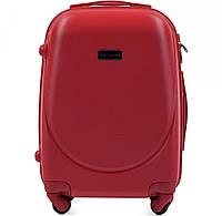 Дорожный чемодан wings 310 красный размер XS(мини), фото 1