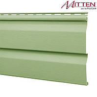 ОПТ - Сайдинг виниловый MITTEN Mist Green (0,8464 м2), фото 1