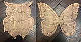 Пазлы деревянные  Набор из 10-ти пазлов, фото 6