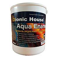 Эмаль акриловая универсальная водная Aqua Enamel Bionic House 0,8л, фото 1