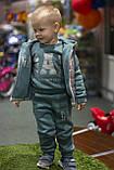 Утепленный детский костюм, фото 3