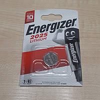 Дискова батарейка ENERGIZER Cell Lithium 3V CR2025