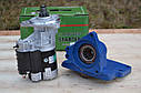 Переоборудования под стартер вместо ПД-10 (МТЗ, ЮМЗ, Т-150,) | переходник не усилен, стартер Slovak 4.5квт 24в, фото 3
