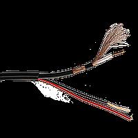 Кабель для видеонаблюдения RG58+2C 100М