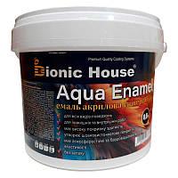 Эмаль акриловая универсальная водная Aqua Enamel Bionic House 10 л, фото 1