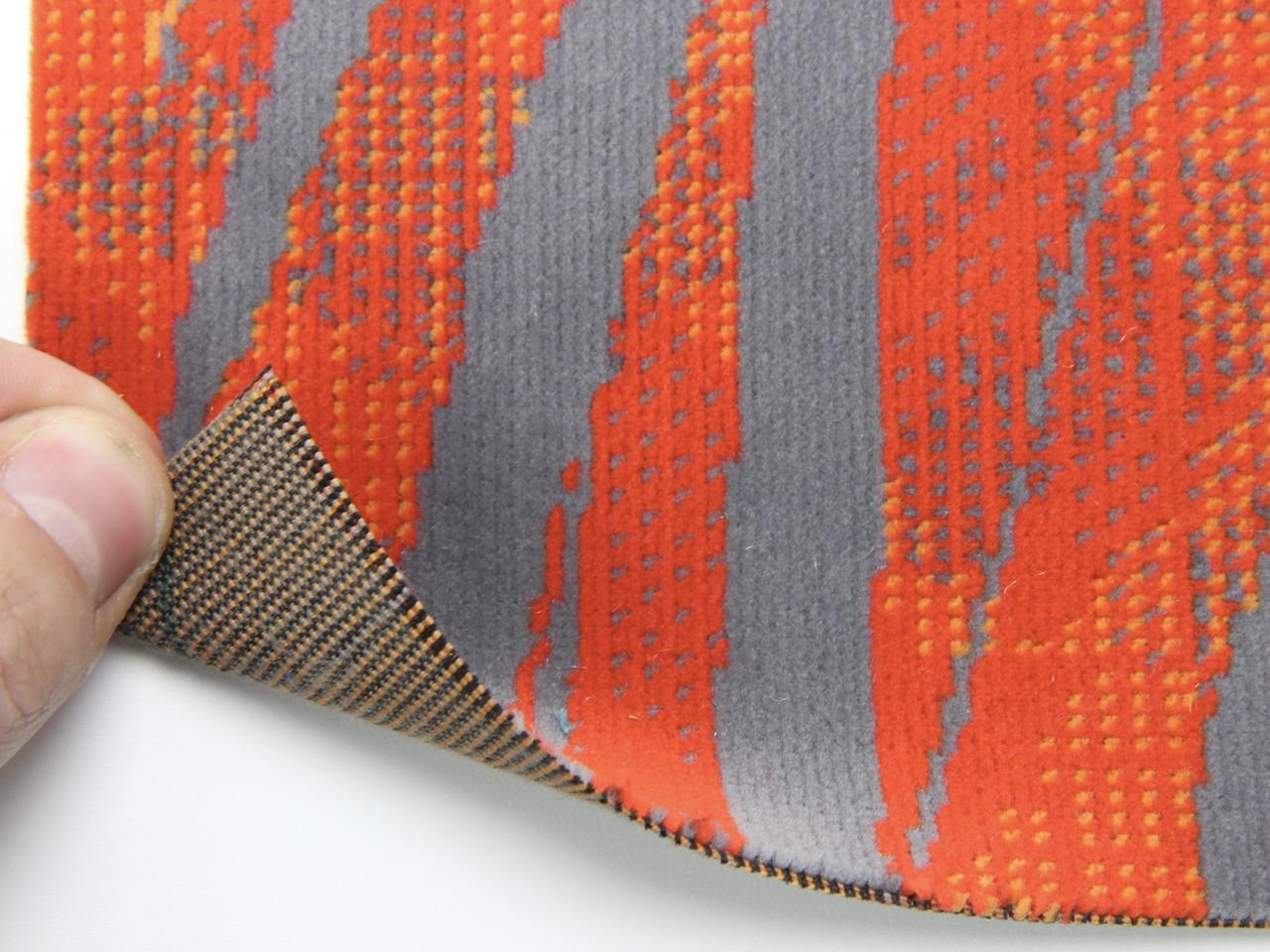 Велюровая ткань Neoplan N6-30/1 для сидений автобуса, ширина 1.40м
