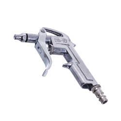 Пистолет продувочный короткий AIRKRAFT DG-10-1 (пневмопистолет, пневматический, для продувки)