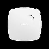 Датчик дыма с температурным и СО сенсорами Ajax FireProtect Plus(white)