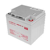 Аккумулятор гелевый LogicPower LPM-GL 12 - 40 AH, фото 1