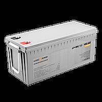 Аккумулятор мультигелевый AGM LogicPower LP-MG 12 - 180 AH, фото 1