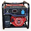 Генератор Lifan LF2.8GF-7LS BiFuel с электростартером (газ/бензин), фото 3