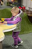 Утепленный детский костюм тройка gap, фото 6