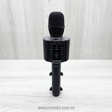 Портативный беспроводной блютуз микрофон Remax K05 (Black), фото 3