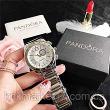 Pandora 7297DY Silver-Gold-White