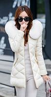 Женский зимний пуховик. Модель 61586-н, фото 3