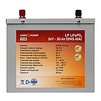 Аккумулятор LP LiFePO4 24 - 30 Ah (BMS 60A) металл