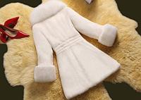 Жіноча хутряна шуба . Модель 1021, фото 4