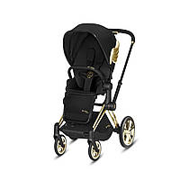 Коляска Cybex  Priam JS Wings black, фото 1