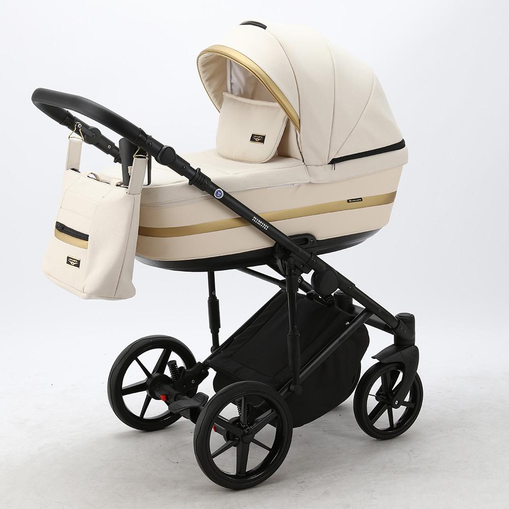 Детская универсальная коляска 2 в 1 Adamex Rimini Lux RI-17