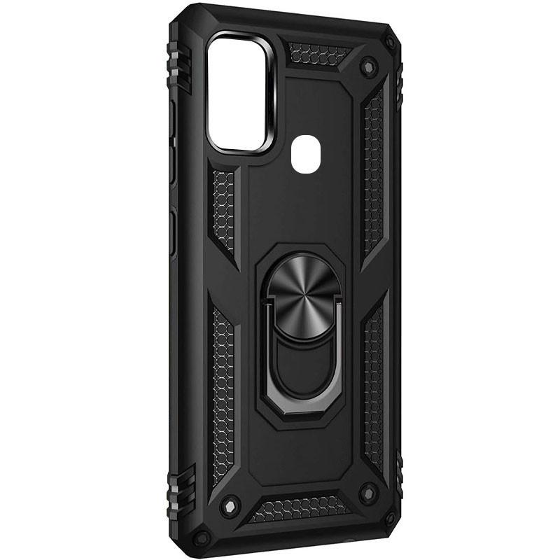 Samsung Galaxy M30s / M21 / M31 (37805) Черный чехол на самсунг м30с м21 м31
