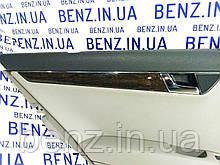 Декоративная накладка карты задней левой двери Mercedes W204/S204 A2047300122