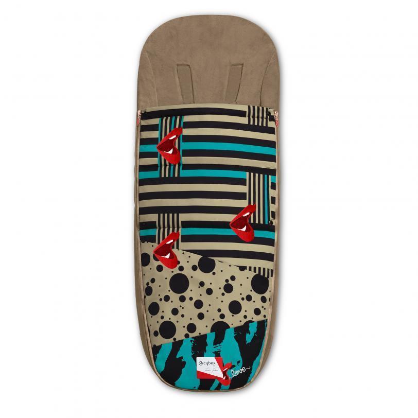 Чохол для ніг Cybex KK One Love multicolor