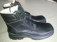 Ботинки мужские кожаные зимние ATOM