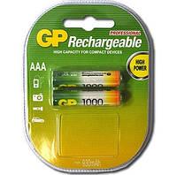 Аккумулятор GP AAА 1000mAh NiMh, цена за 1 шт.
