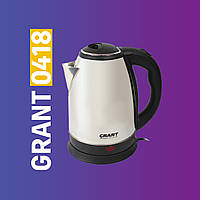 Электрочайник GRANT DT 0418 2л, кухонный чайник, электрический чайник