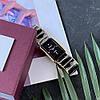 Часы женские наручные кварцевые черные Rado Integral All Diamonds Gold-Black Реплика ААА керамика, фото 2