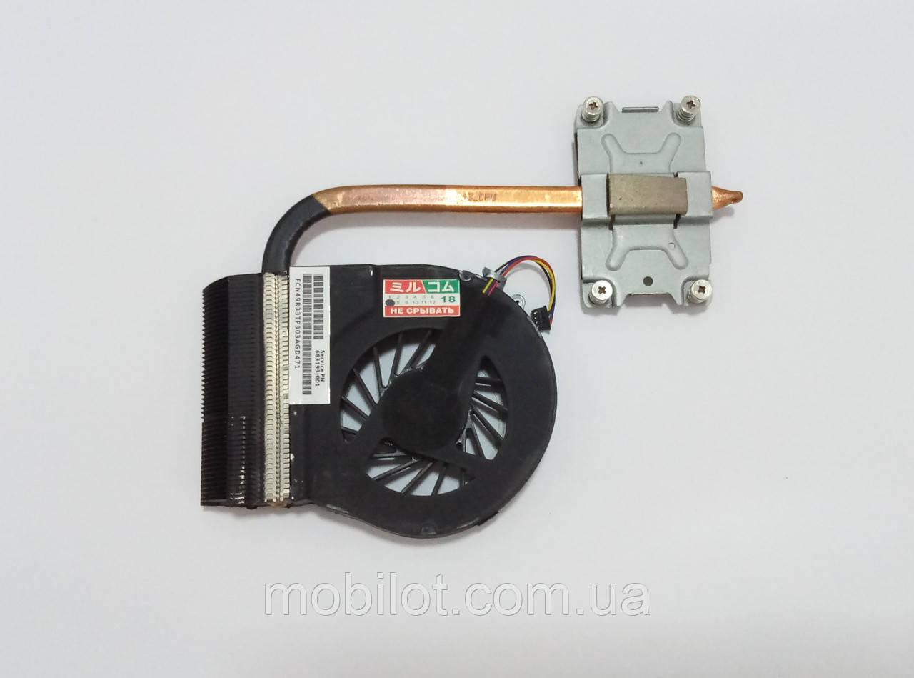 Система охлаждения HP G6-2000 (NZ-6855)