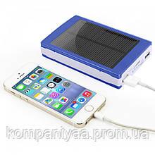 Зарядний пристрій на сонячній батареї - Smart Solar Power Bank 20000 mAh