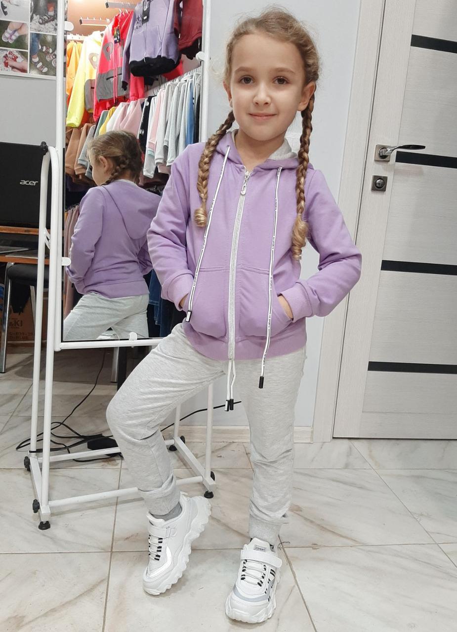 Спортивный костюм для девочек ОПТОМ р. 86-110, 116-134, 140-164