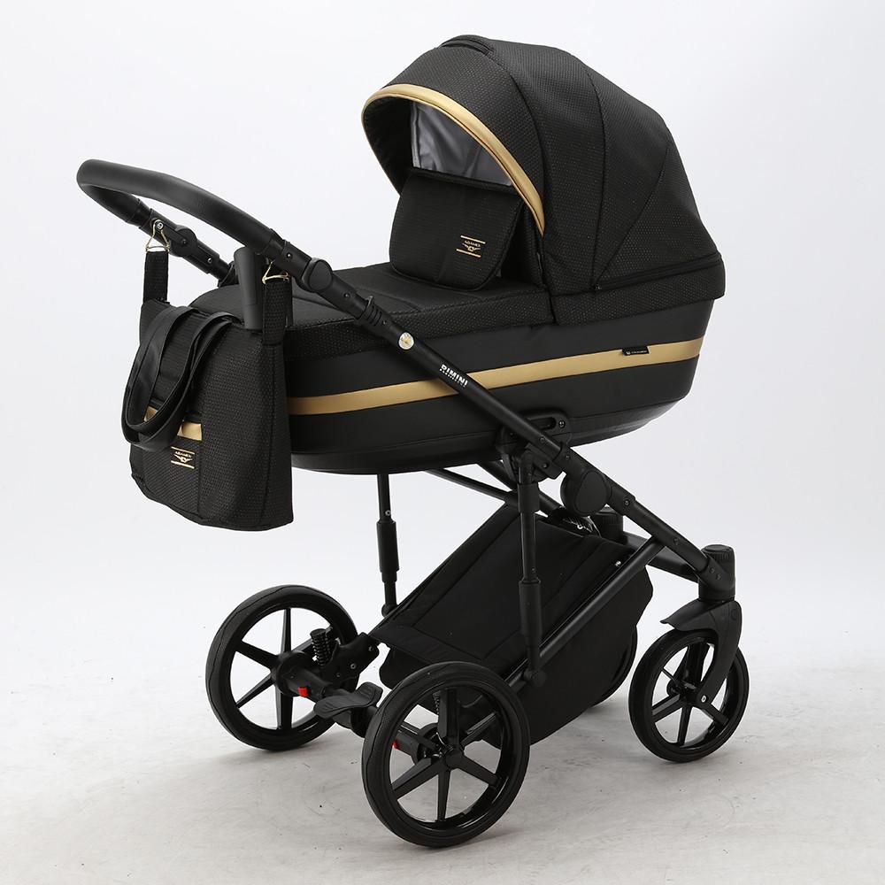 Детская универсальная коляска 2 в 1 Adamex Rimini Lux RI-24