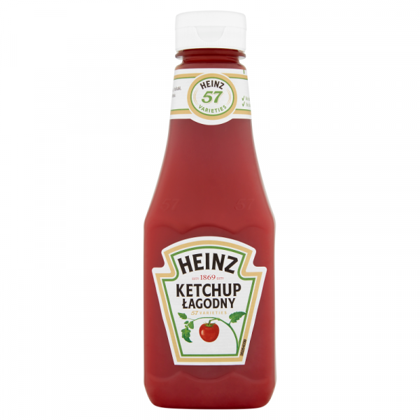 Кетчуп Heinz Томатний 1000 грам