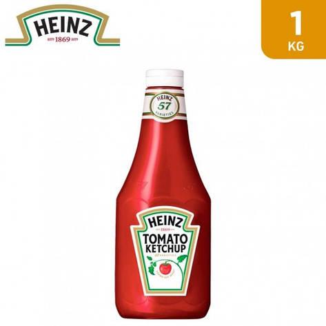 Кетчуп Heinz Томатний 1000 грам, фото 2