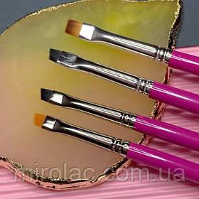 Кисти для бровистов ❤️😍  Zola: #012-250грн