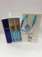 Подарочный парфюмерный набор с феромонами мужской Lacoste Essential Sport (Лакост Эссеншиал) 3x15 мл
