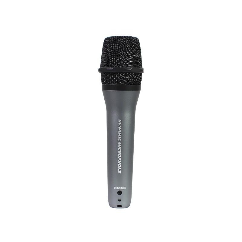 Динамический XLR микрофон Lesko D9 для записи голоса и выступлений