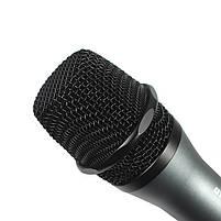 Динамический XLR микрофон Lesko D9 для записи голоса и выступлений, фото 3