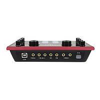 Внешняя звуковая карта-микшер Lesko 5000X-Max USB аудиоинтерфейс со встроенными пресетами, фото 5